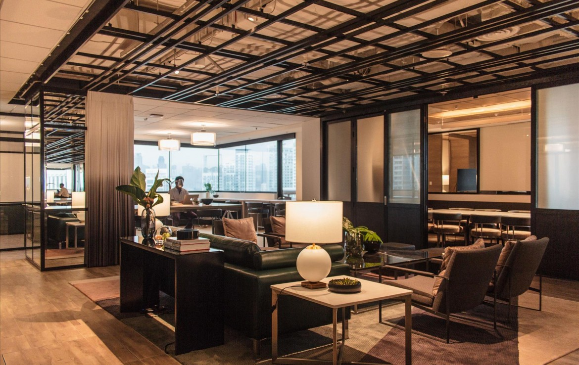 The Great Room Ngee Ann City Coworking Spaces