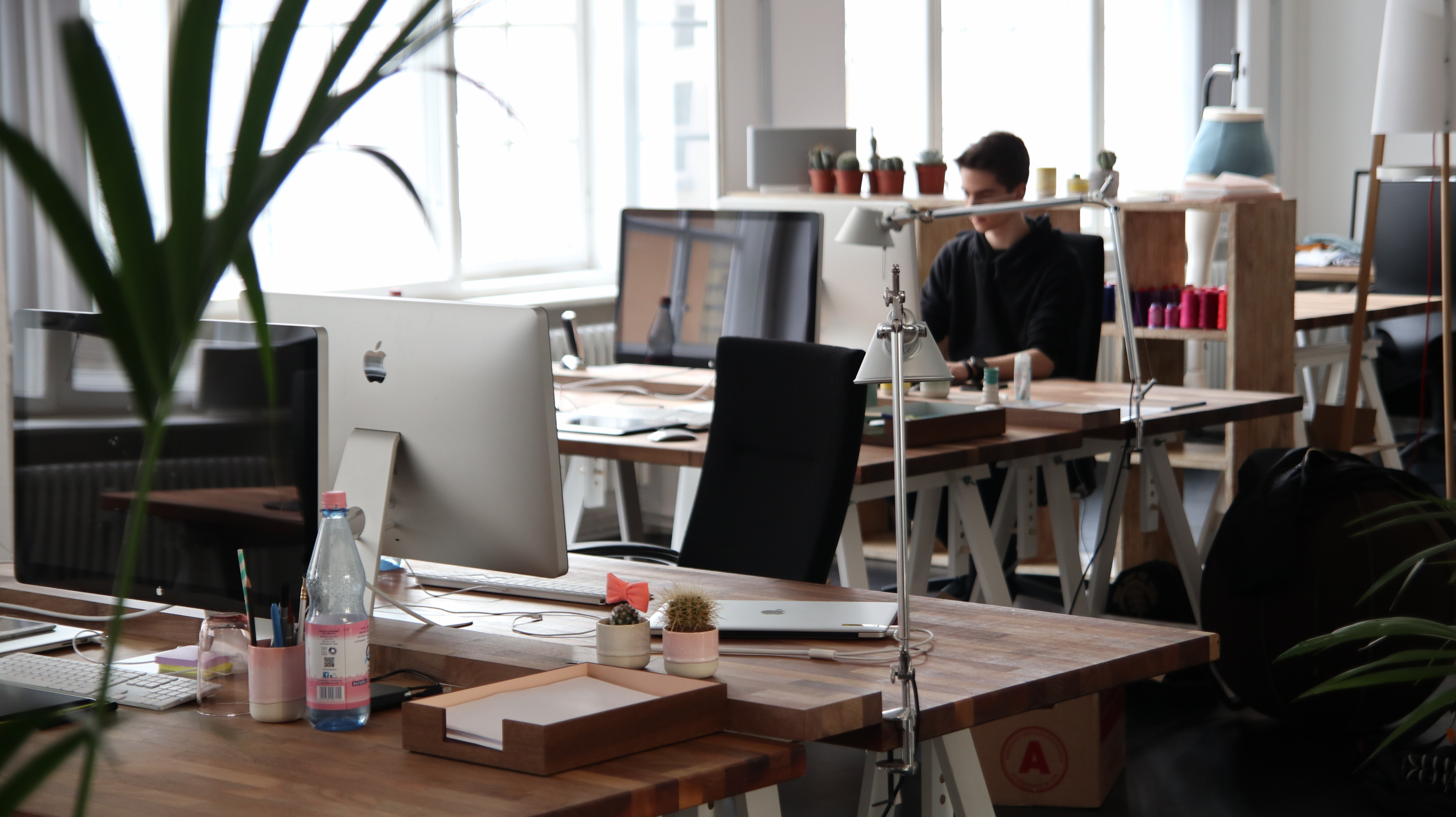 The Changes Of Co-working Spaces